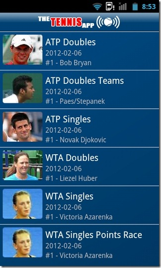 The-Tennis-App-Android-Rankings