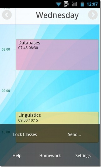 TimeTable-Android-Portrait