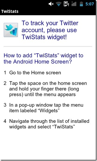 TwiStats-Android-How-To