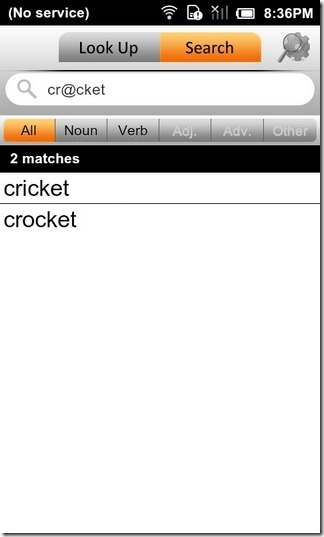 WordWeb-Dictionary-Android-Sample