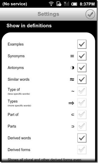 WordWeb-Dictionary-Android-Settings1