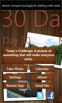 30 Day Challenge WP7