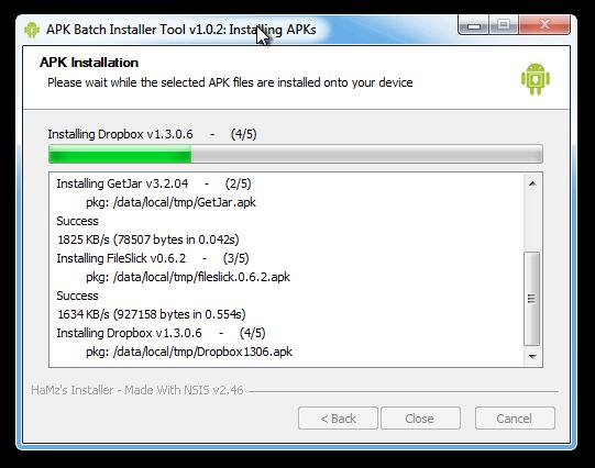 APK-Batch-Installer-Android-Install