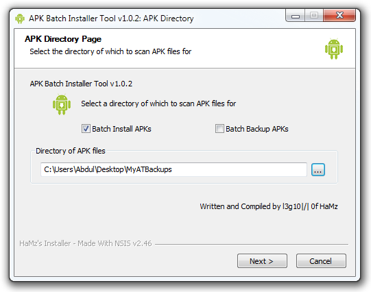 APK-Batch-Installer-Android-PC-Home