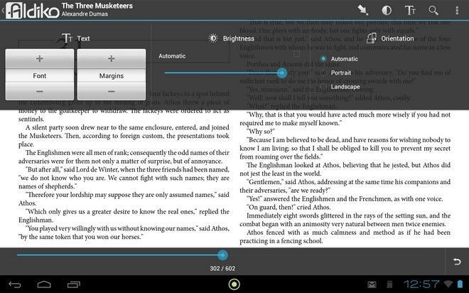 Aldiko-Reader-Android-Update-Menu-Bar