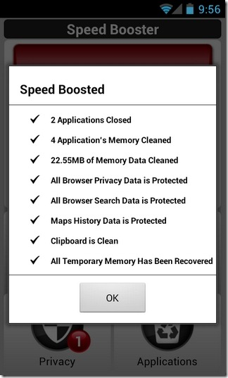 Android-Speed-Booster-Result