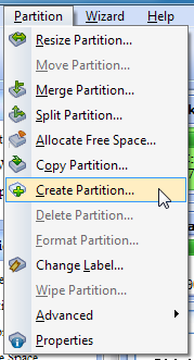 Aomei Partition Assistant Home Edition 4