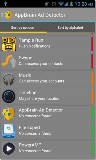 AppBrain-Ad-Detector-Android-Sort