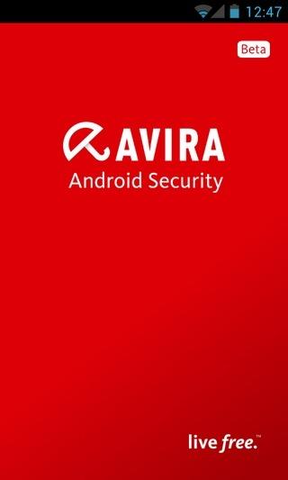 Avira-Android-Splash