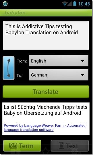 Babylon-Translator-Android-Sample-Text