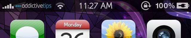 Bars iOS Cydia