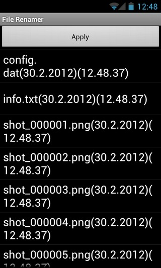 Batch-File-Renamer-Android-Add-Time-And-Date-Preview