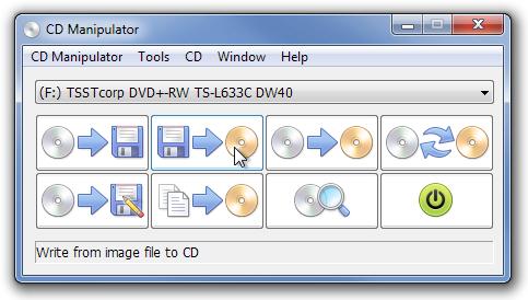 CD Manipulator