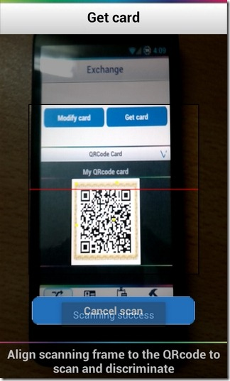 CardBox-Android-Scan