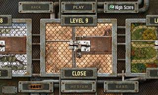 Defense Zone HD Level Locked