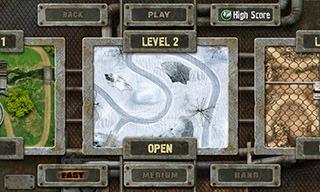 Defense Zone HD Level Select