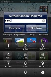 DisableLaunch Password