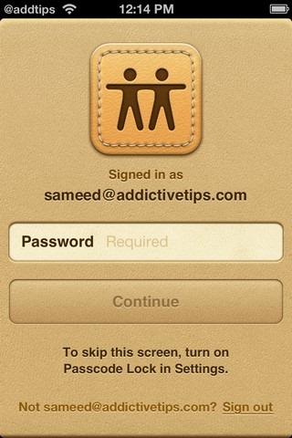 FMF iOS