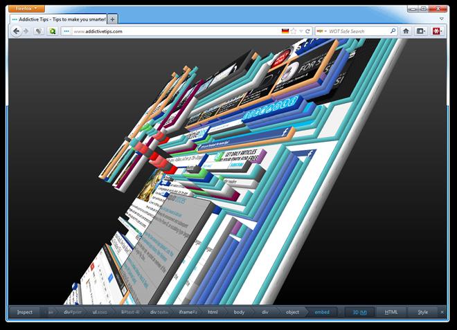 Firefox 3D Effect 2