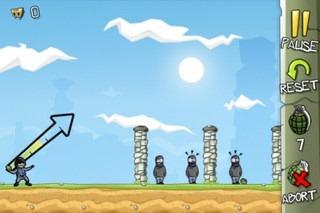 Fragger Gameplay1
