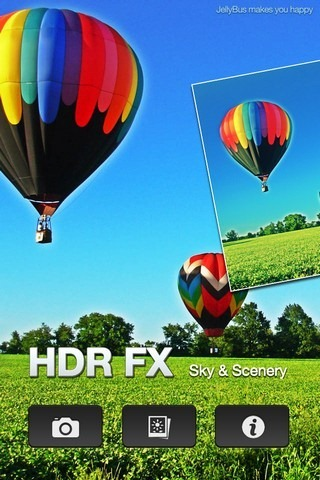 HDR FX Home