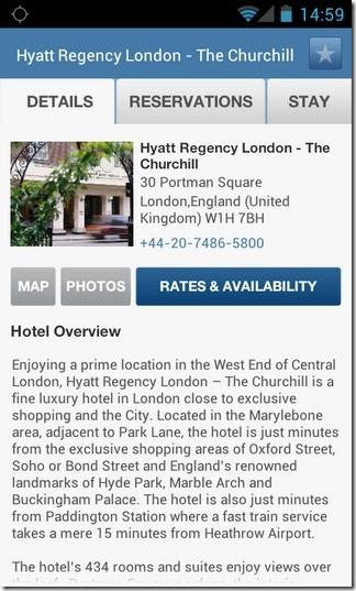 Hyatt-Android-Details