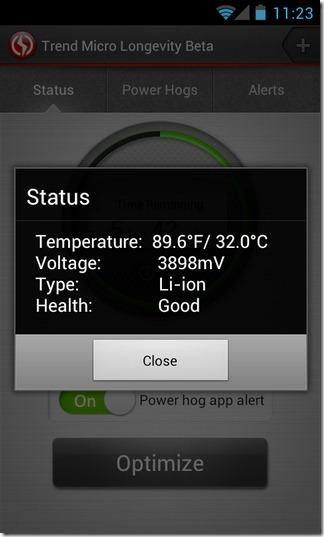 Longevity-Battery-Saver-Battery-Stats