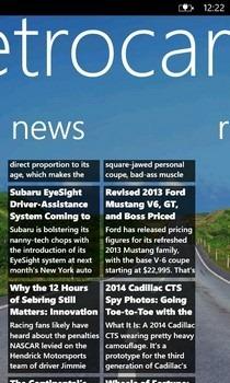 MetroCars News