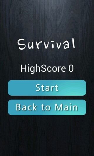 One Touch Drawing Survival Mode