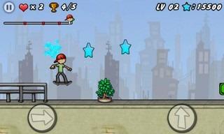 Skater Boy jump