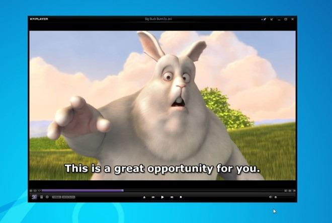 Subtitle Adjuster Before