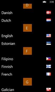VoiceTranslator Languages