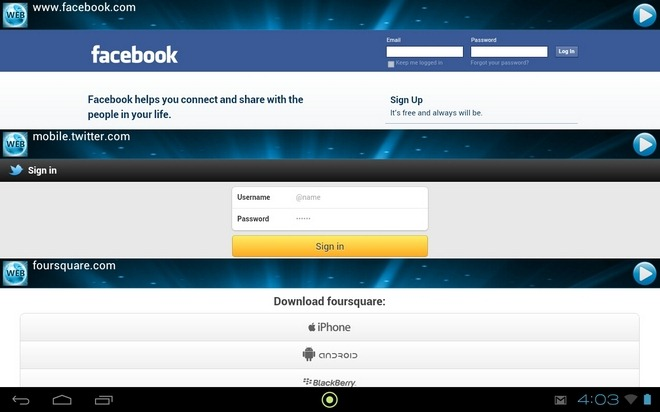 Web-Browser-ESP-Android-Home2