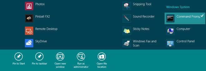 desktop screen