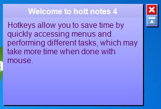 hott notes note
