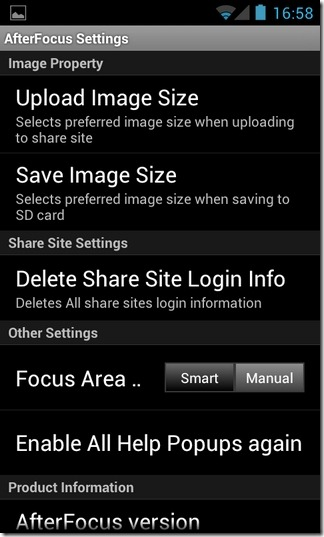 AfterFocus-Android-Settings
