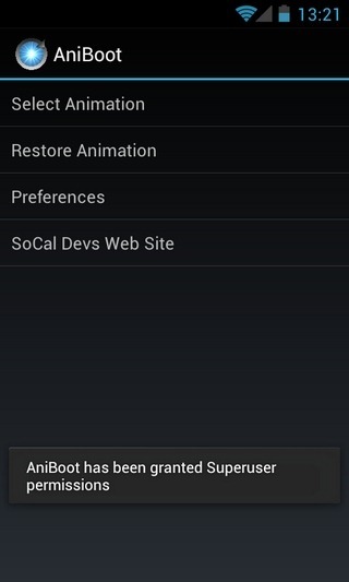 AniBoot-Android-Home