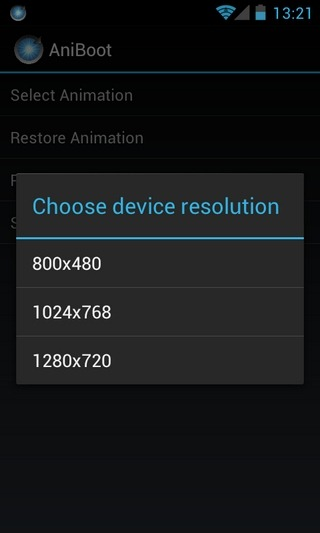 AniBoot-Android-Resolution