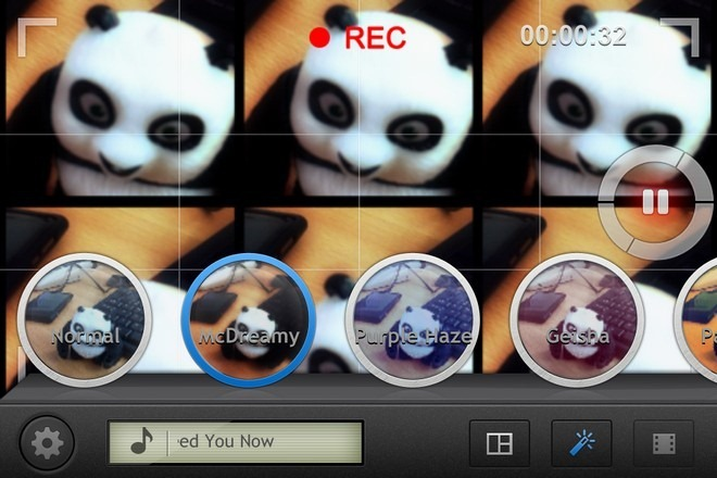 Blux Movie iPhone