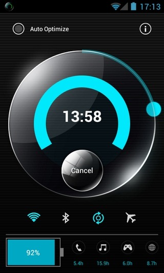 Booster-Android-Timer