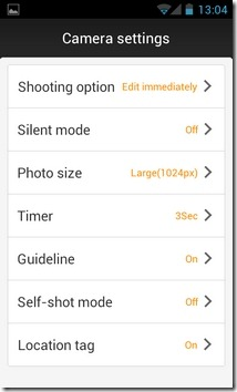 Cymera-Android-Settings2