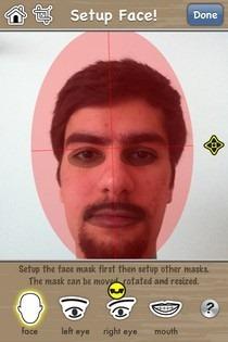 LiveFace Mask