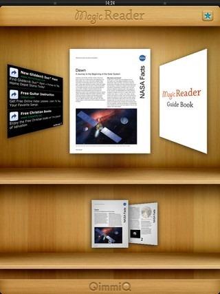 MagicReader iPad