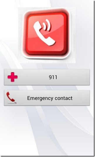 Mirage-Android-Speed-Dial-Screen