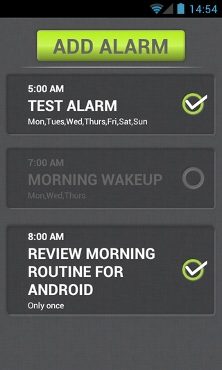 Morning-Routine-Android-My-Alarms