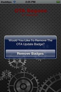 OTA Begone iOS