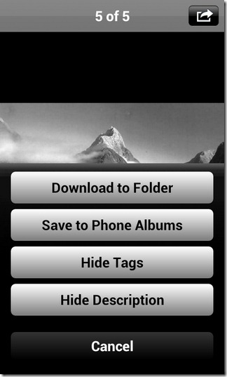 PhotoBox-Android-Options
