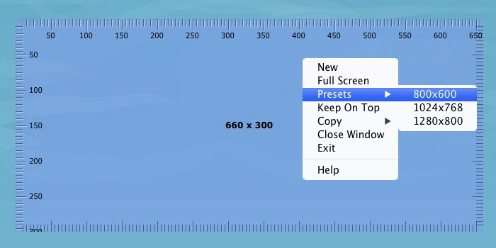 PixelWindow options