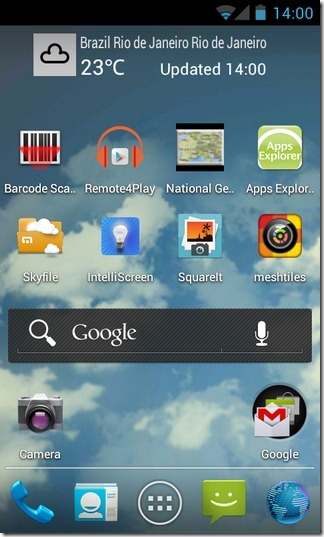 Sky-Weather-LWP-Android-Settings