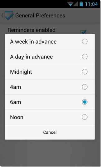 Tasks-Android-Reminders